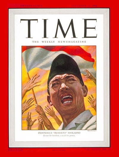 Ir. Soekarno on TIME