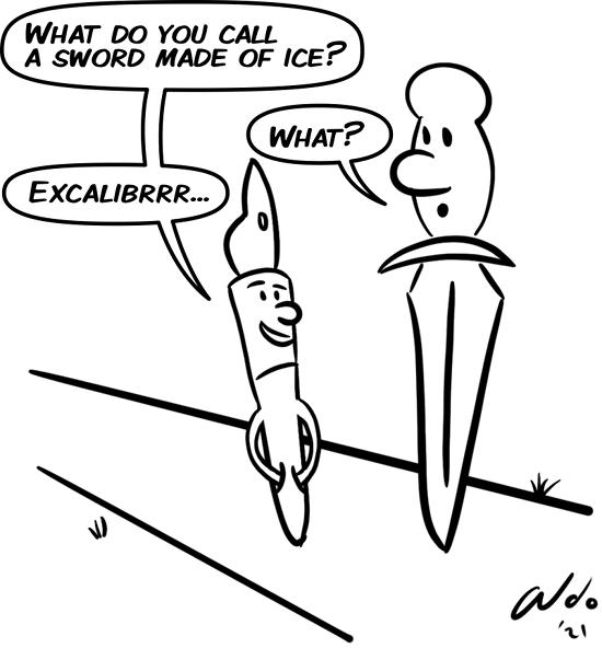 Excalibrrr